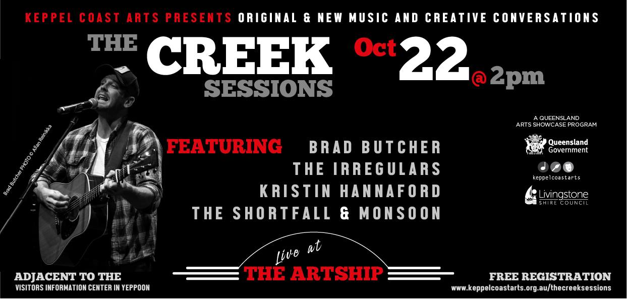 Creek Sessions 22 October