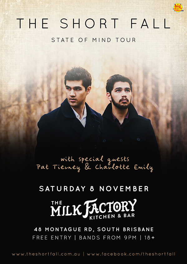 Brisbane-The-Milk-Factory-tour-poster