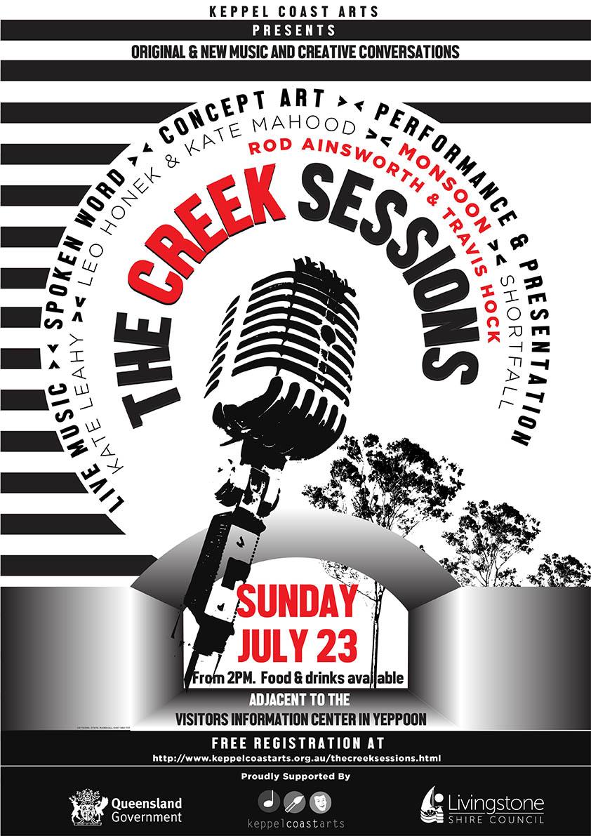 creek sessions