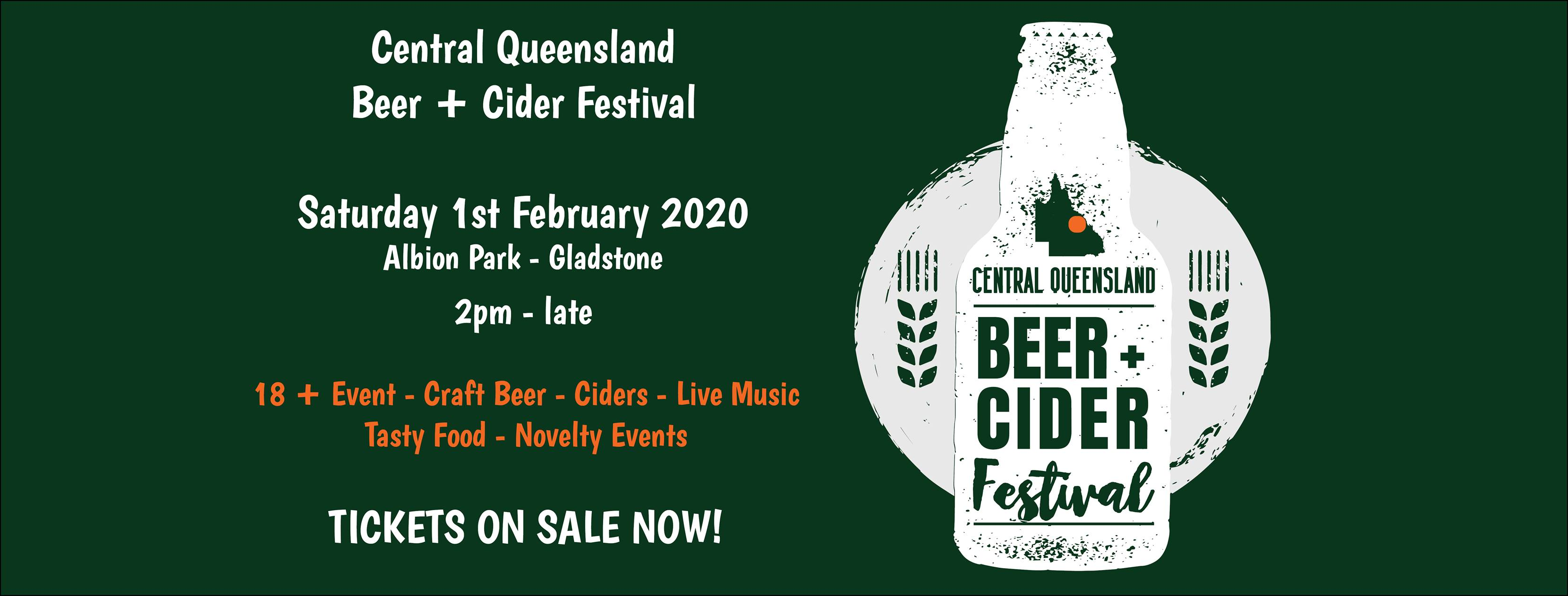 CQ Beer & Cider Festival 2020
